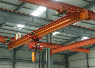 0.5 tons to 10 tons Single Girder Suspended Travelling Crane / Flexible Hoisted Crane